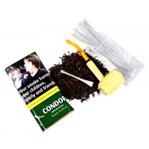 The Legends Beginners Pipe Tobacco Sampler