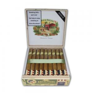 Brick House Double Connecticut Corona Larga Cigar - Box of 25