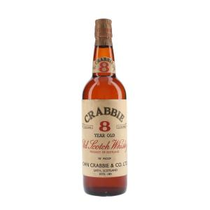 Crabbie 8 Year Old 1950s - 70 Proof