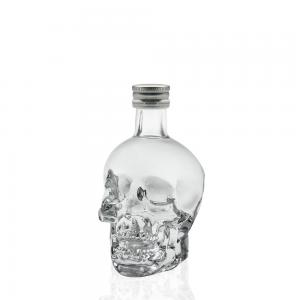Crystal Skull Head Vodka Miniature - 5cl 40%