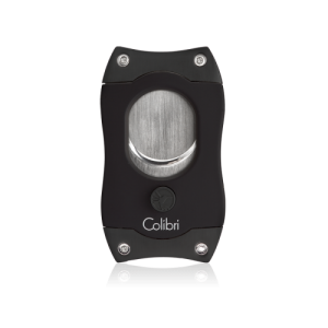 Colibri S Cut Cigar Cutter - Black