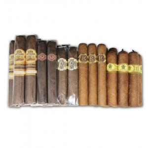 David's Mixed Box Selection Sampler - 25 Cigars