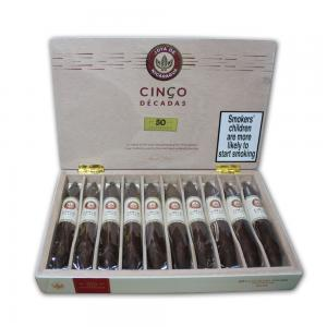 Joya De Nicaragua 50th Anniversary Cinco Decadas Diadema Cigar - Box of 10 (End of Line)
