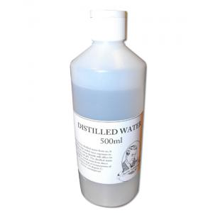 Distilled Water – 500ml Bottle