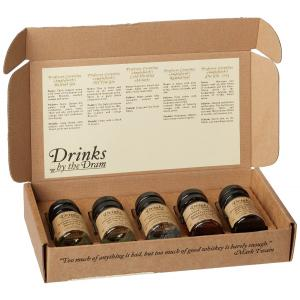 Drinks by the Dram Professor Cornelius Ampleforth's Tasting Set - 5 x 3cl
