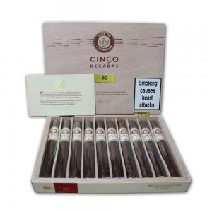 Joya De Nicaragua 50th Anniversary Cinco Decadas El General Cigar - Box of 10 (End of Line)