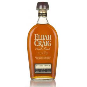 Elijah Craig Small Batch Barrel Proof Kentucky Straight Bourbon Whisky - 70cl 62