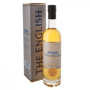 The English Smokey English Single Malt Whisky - 20cl 43%
