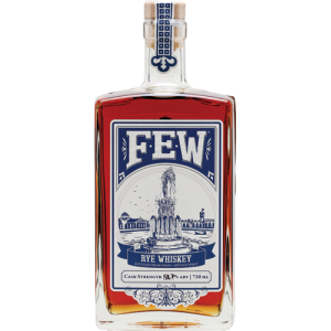 FEW Rye Whiskey - 75cl 46.5%