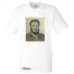 C.Gars Ltd - Fidel Photograph T-Shirt