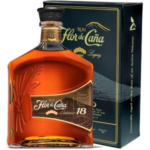 Flor de Cana 18 year old Rum - 40% 70cl