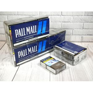 Pall Mall Flow Blue Kingsize (Previously Blue Capsule) - 20 Packs of 20 Cigarettes (400)