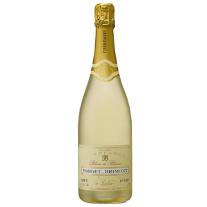 JANUARY SALE - Forget Brimont Blanc de Blanc Wine- 75cl 12%