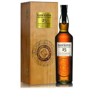 Glen Scotia 25 Year Old - 70cl 48.8%