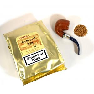 Germains Gold Leaf Ready Rubbed Pipe Tobacco 500g Bag