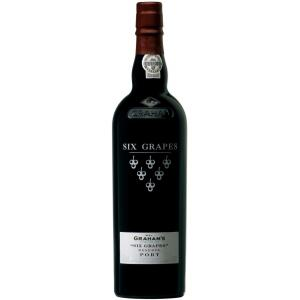 Grahams Six Grapes Port Wine - 75cl 19%