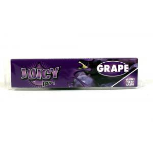 Juicy Jay's Grape King Size Rolling Paper 1 Pack