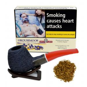 Samuel Gawith Grousemoor Mixture Pipe Tobacco 50g (Tin)