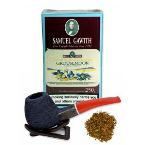 Samuel Gawith Grousemoor Mixture Pipe Tobacco - 250g Box