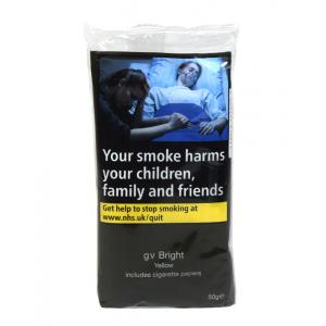 Golden Virginia Bright Yellow Hand Rolling Tobacco 50g Pouch
