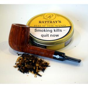 Rattrays Hal O the Wynd Pipe Tobacco (Tin)