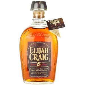 Elijah Craig Barrel Proof Kentucky Straight Bourbon Whiskey - 70cl 69.7%