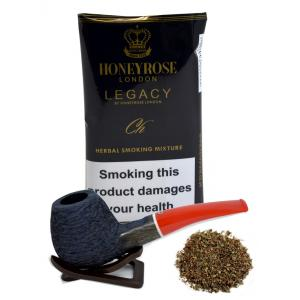Honeyrose Legacy CH Herbal Smoking Mixture Tobacco (Tobacco free) 30g Pouch