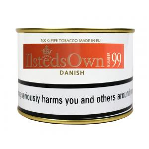 Ilsted Own Mix No. 99 Pipe Tobacco 100g Tin