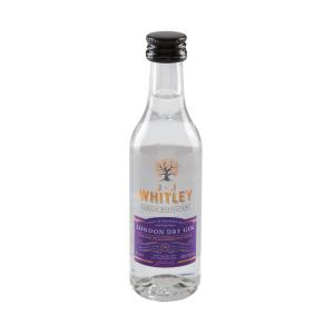 JJ Whitley London Dry Gin Miniature - 5cl 38.6%