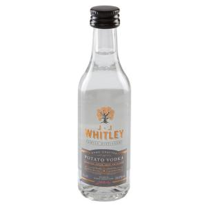 JJ Whitley Potato Vodka Miniature - 5cl 38.6%