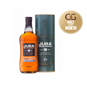 Jura 18 Year Old - 70cl 44%