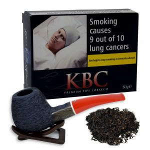 Kendal KBC (Black Cherry) Pipe Tobacco 50g (Tin)