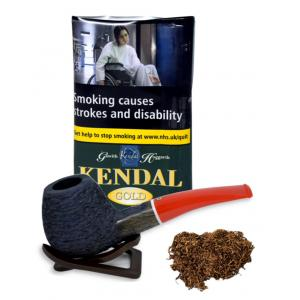 Kendal Gold Shag Pipe Tobacco 25g Pouch