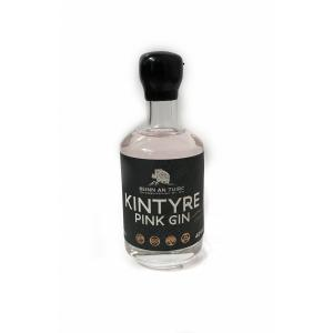 Kintyre Pink Gin Miniature - 5cl 40%