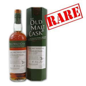 Old Malt Cask Laphroaig 21 Year Old 1987 - 70cl 50%