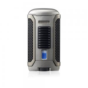 Colibri Apex - Single Jet Flame Lighter - Metallic Charcoal