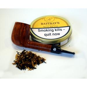 Rattrays Macbeth Pipe Tobacco (Tin)