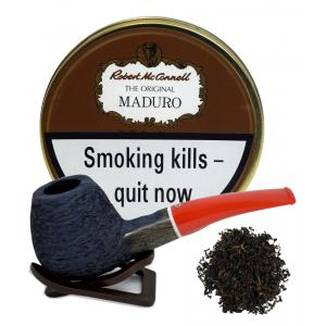 Robert McConnell Maduro Superb Pipe Tobacco 50g (Tin)