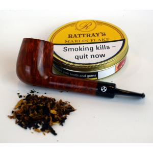Rattrays Marlin Flake Pipe Tobacco (Tin)