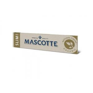 Mascotte Organic Slim King Size Rolling Papers 1 pack