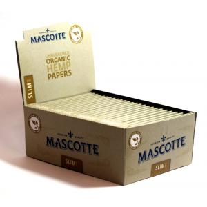 Mascotte Organic Slim King Size Rolling Papers 50 packs