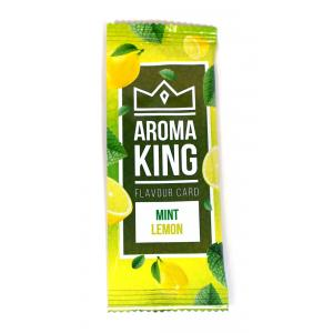 Aroma King Flavour Card -  Mint Lemon - 1 Single