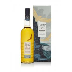 Oban 21 Year Old Diageo Special Release 2018 Whisky - 70cl 57.9%