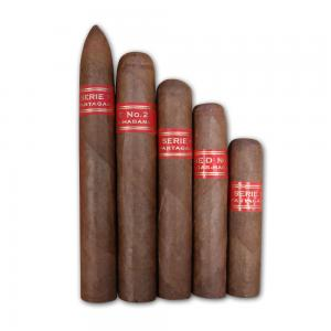 Partagas Series Selection Sampler - 5 Cigars