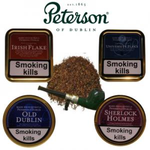 Peterson Pipe Tobacco Sampler - 40g