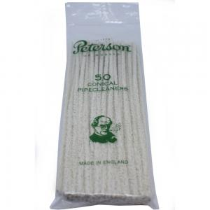 Peterson Conical Pipe Cleaners - Pack of 50