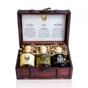 Pirates Grog Chest 3 x 5cl Gift Set