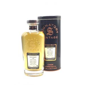 Port Dundas 22 year old 1996 Cask Strength Signatory Collection - 59% 70cl