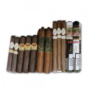 Premium New World Mixed Box Selection - 25 Cigars