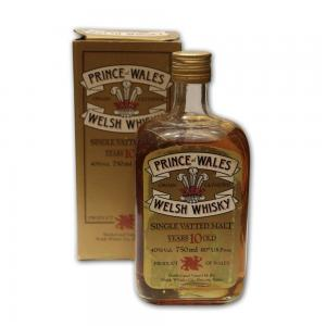 Prince of Wales 10 Year Old Welsh Whisky - 75cl 80 Proof
